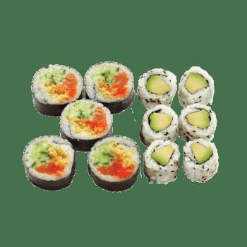 Combo Spicy Salmon