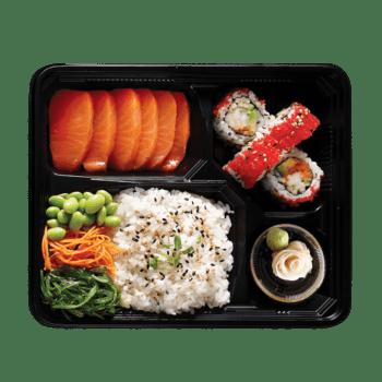 Bento Box Sashimi & Maki