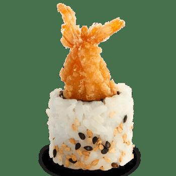 Hosomaki Shrimp Tempura