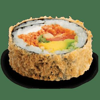 Crispy Futomaki Veggie Deluxe