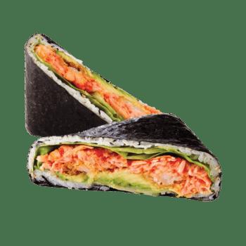 Buddha Wrap Seafood